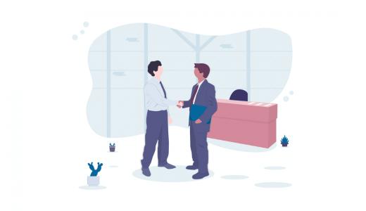 営業マンに大切な第一印象7つのポイント:営業マンは見た目で大半が決まる!